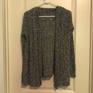 H&M Hooded Cardigan